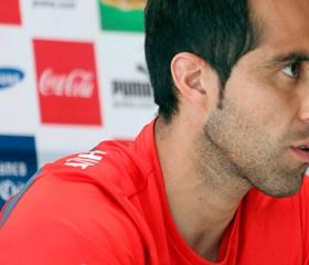 """Claudio Bravo: """"Jamás tenemos miedo, con ningún equipo """""""