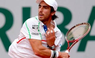 Cuevas no pudo con Nadal y se despidió del ATP de Hamburgo