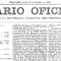 El Diario Oficial libera al público todas sus ediciones y secciones desde 1905