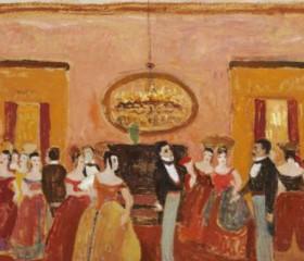 Reinauguran Sala Figari en Museo Blanes con exposición de 60 obras del artista uruguayo