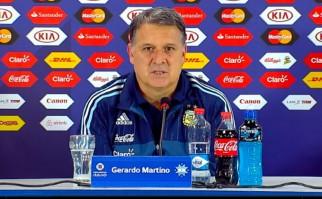 """Gerardo Martino: """"Estos chicos van a jugar en menos de un año una segunda final importante"""""""