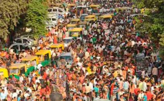 En 2022 India será el país más poblado del mundo