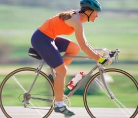 Cuanto más horas de bicicleta, más horas de vida