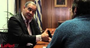 José Coya: El combustible en Uruguay es caro porque no está subvencionado como en los demás países