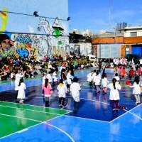 Un nuevo espacio polideportivo para la recreación y el encuentro