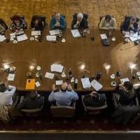 Se realiza este lunes primera reunión del gabinete municipal de Montevideo