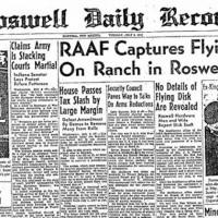 """Día Mundial de los Ovnis: ufólogos de todo el mundo recuerdan la fecha del """"incidente de Roswell"""" en 1947"""