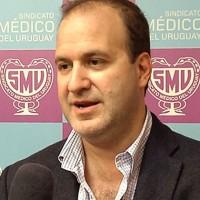 El presidente del Sindicato Médico Julio Trostchansky recibió amenazas de muerte