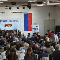 La Mesa Política Nacional del Frente Amplio recibe este lunes a representantes del gobierno por conflicto en educación