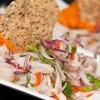 Llevate los aplausos con este exquisito y típico ceviche de pescado peruano