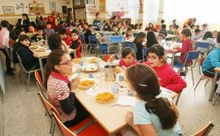 Maestros afirman que durante los paros existen guardias gremiales en comedores escolares