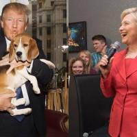 Hillary Clinton y Donald Trump se encaminan a ser los candidatos a la Presidencia de los EEUU