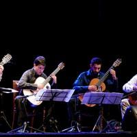 Continúa Guitarras en el Auditorio con la presentación de Ástara Cuarteto