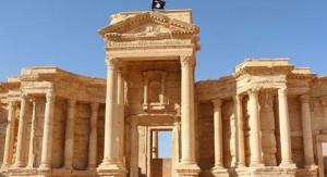 El Estado Islámico dinamitó el bimilenario templo de Baal, ícono de la antigua ciudad de Palmira en Siria