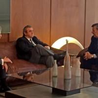 Larrañaga propuso convocar al Consejo de Economía Nacional para delinear políticas de inserción comercial internacional