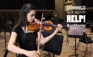 """Se viene """"Help!"""": Los Beatles interpretados por la Orquesta Juvenil del Sodre"""