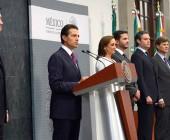 Presidente Peña Nieto realiza inéditos cambios de gabinete buscando superar su mínimo índice de popularidad