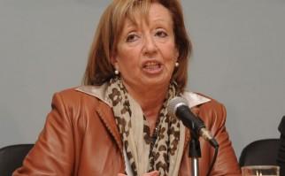 Ministra María Julia Muñoz asegura que el FA y Tabaré Vázquez no quieren derrotar al movimiento sindical