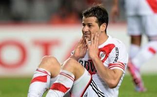 Mora se pierde la final de la Libertadores con River