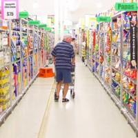 Precio de alimentos varía hasta 600 pesos dependiendo del departamento según Ministerio de Economía