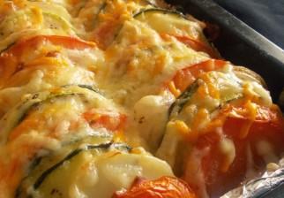 No te pierdas este delicioso gratinado de verduras, rápido, simple y saludable