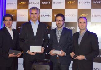 Sony lanzó productos innovadores de alto componente tecnológico