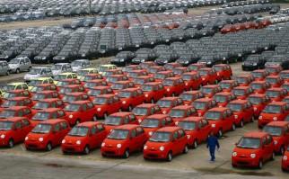 Brasil firma acuerdo con Uruguay para aumentar exportación de automóviles