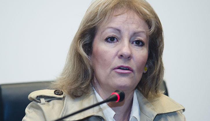 Ministra de Industria Carolina Cosse es interpelada por las demoras en construcción de regasificadora