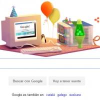Google celebra cumpleaños con un doodle pero malas noticias: EE.UU. estudia si ha violado las leyes anti monopolio
