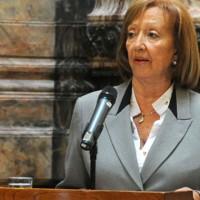 Ministra de Educación María Julia Muñoz asegura que el Pro-Mejora no se eliminó