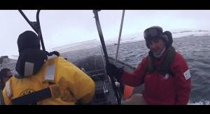 """Con septiembre llega el estreno de """"Pintando la Antártida con Walter Blanco"""" documental uruguayo sobre el arte en el Polo Sur"""