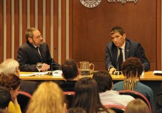 Raúl Sendic aseguró que Uruguay necesita una gran reforma educativa no solo de planes y contenidos sino en la cabeza de cada uruguayo