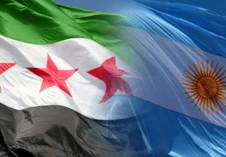 """Argentina: Política de """"puertas abiertas"""" para los refugiados sirios que escapan de la guerra"""