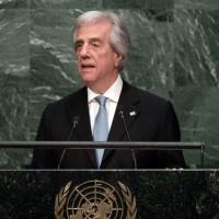 Tabaré Vázquez dijo ante la ONU que no es ético que Philip Morris priorice aspectos comerciales a la defensa de la salud y la vida