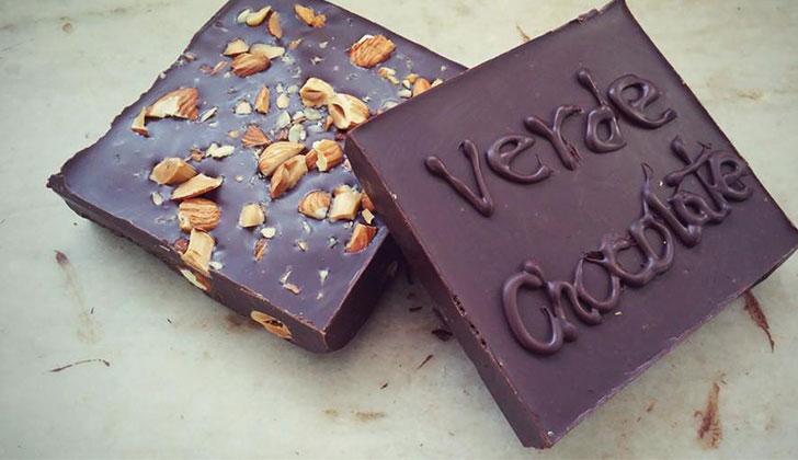 Verde Chocolate, una chocolatería 100% vegana