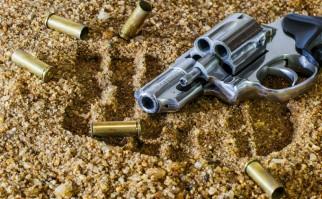 Un estudio internacional de la organización Small Arms Survey, en 2007, ubicó a Uruguay entre los 10 países más armados del mundo, en noveno lugar, basándose en la posesión de armas por civiles. Foto: Pixabay.