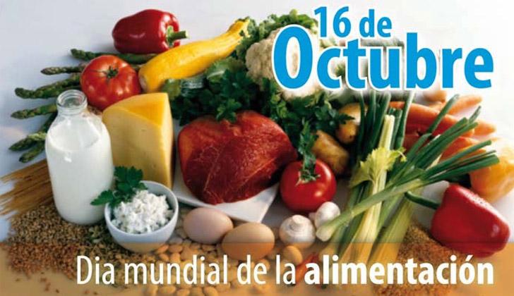 Resultado de imagen para dia mundial de la alimentacion