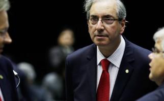 Eduardo Cunha, Diputado brasileño del Partido del Movimiento Democrático de Brasil, (PMDB). Foto: PMDB.