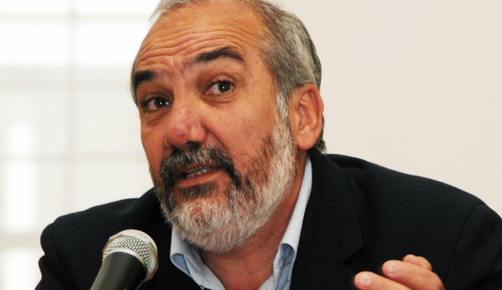 Wilson Netto, presidente del Consejo Directivo Central (CODICEN) de la Administración Nacional de Educación Pública. Foto: Archivo Presidencia del Uruguay.