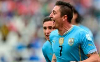 """Cebolla Rodríguez: """"Jugar en la altura es lo peor que hay"""". Foto: AFP"""