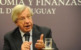 Ministro de Economía y Finanzas, Danilo Astori.