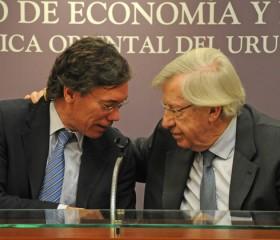 """Astori: """"Uruguay crece y va a seguir creciendo; no está en crisis, no está en recesión y la economía no está planchada"""""""