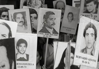 Justicia confía en encontrar datos relevantes sobre detenidos desaparecidos tras allanar domicilio del militar fallecido Elmar Castiglioni