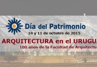 Este fin de semana se realiza una nueva edición del Día del Patrimonio en Uruguay. Guía de actividades