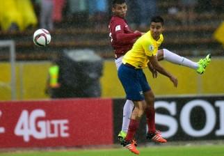 Ecuador le ganó 2 a 0 a Bolivia en Quito