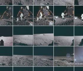 NASA muestra 9.000 fotos inéditas del hombre en la Luna y desvirtúa misión rusa para averiguar si hubo o no alunizaje