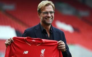Klopp asumió como entrenador del Liverpool. Foto: AFP