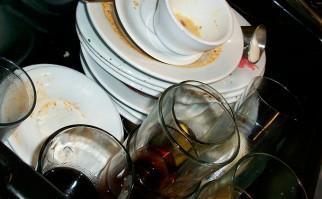 Lavar los platos disminuye el estrés. Foto: Pixabay