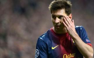 La Fiscalía exculpa a Messi y pide 18 meses de prisión para su padre. Foto: AFP