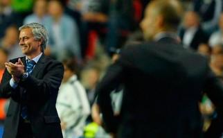 """Mourinho: """"Guardiola se está quedando calvo porque no le gusta el fútbol"""". Foto: AFP"""